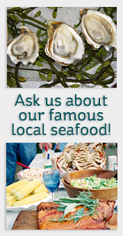 As us about the famous Quilcene and Dabob Hood Canal Oysters!